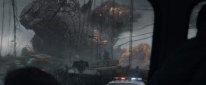 Godzilla - 001